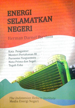 buku energi selamatkan negeri