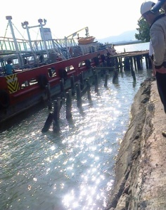 bawean jetty